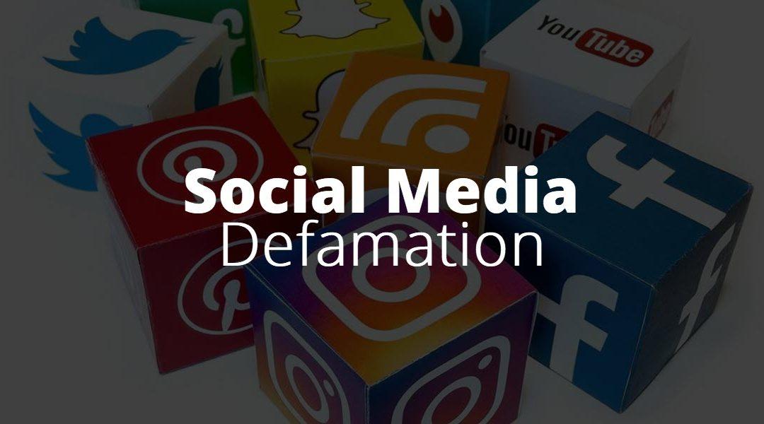 diffamazione nell'era dei social
